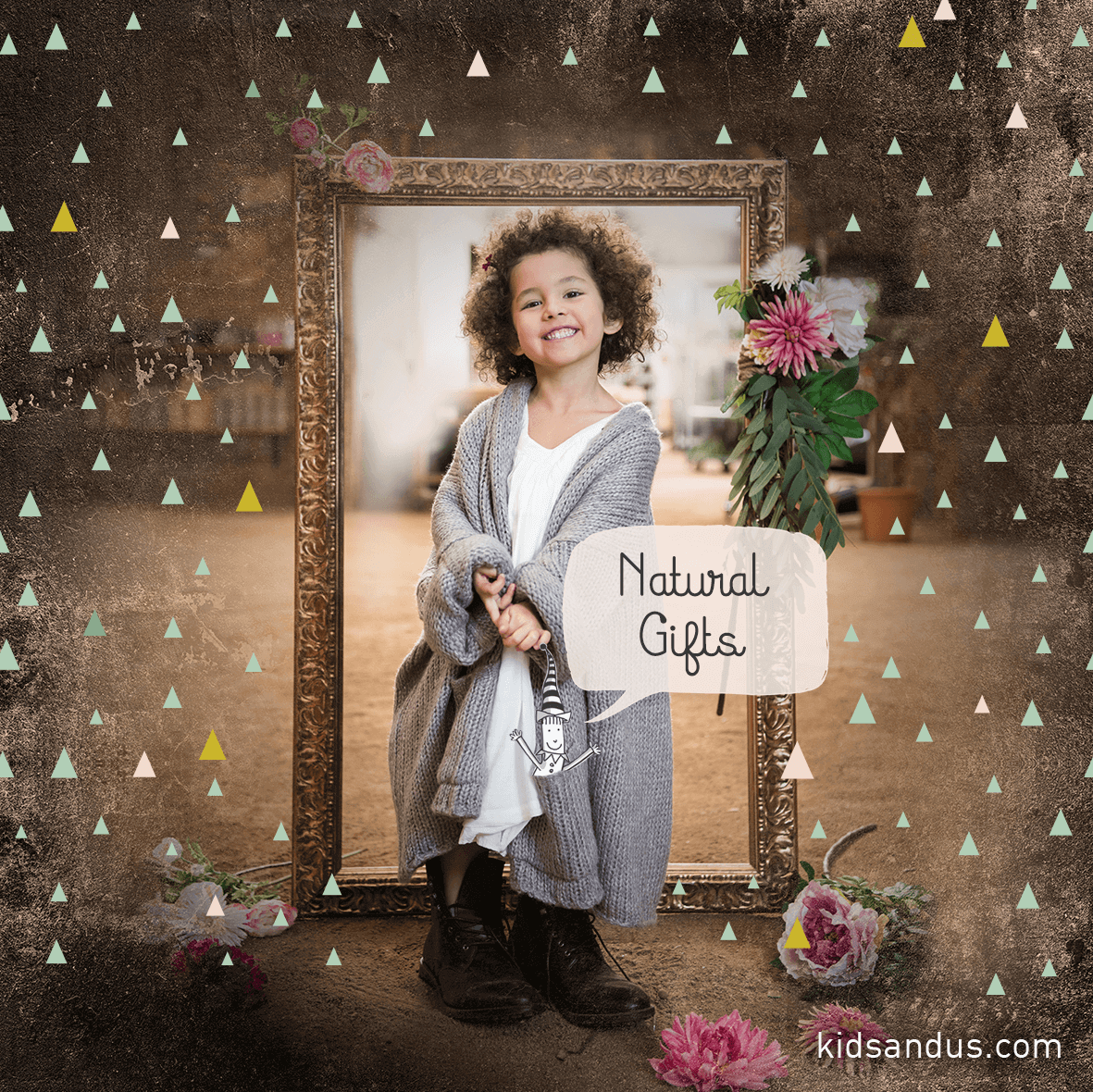 Ya llegan los Natural Gifts de Kids&Us